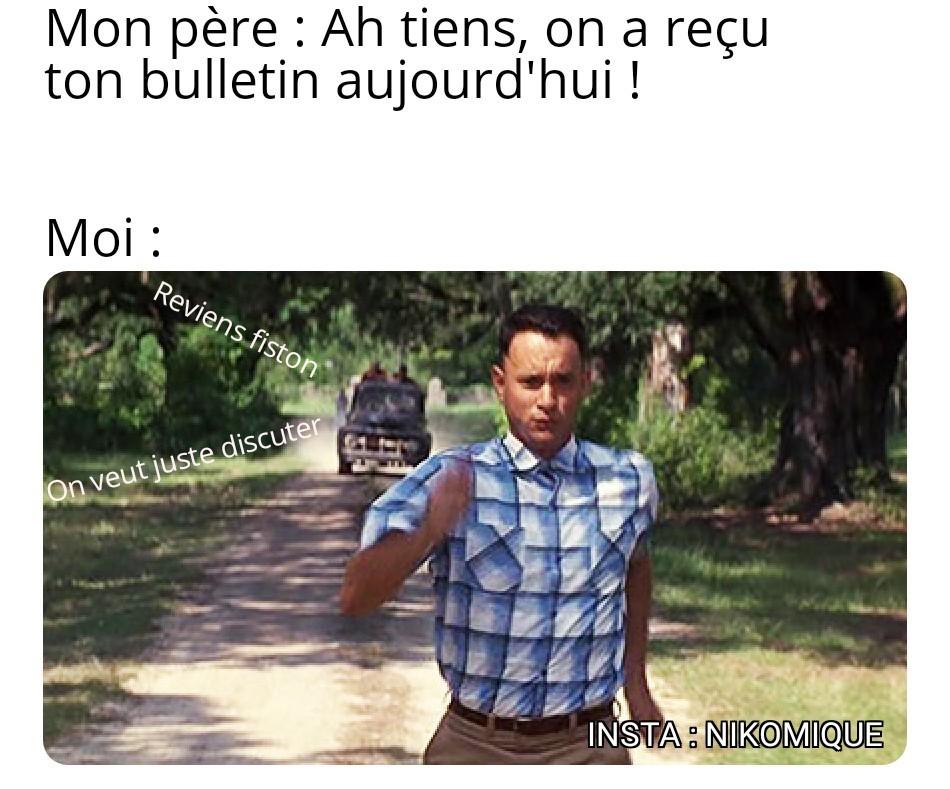COURS BORDEL COURS ! - meme