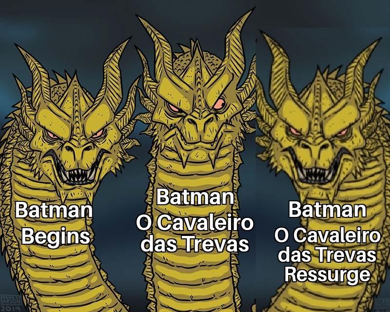 Trilogia foda - meme