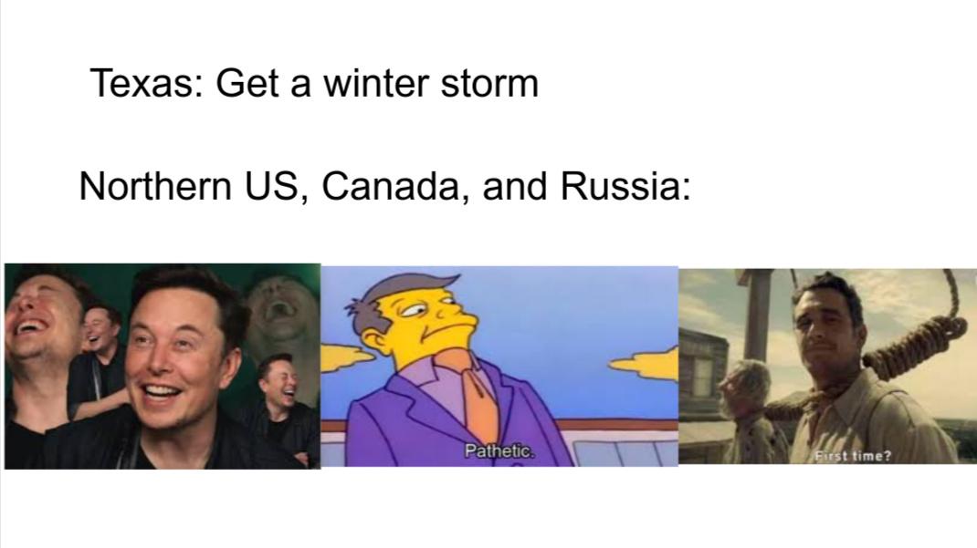 getting 2 feet in northen nj rn - meme