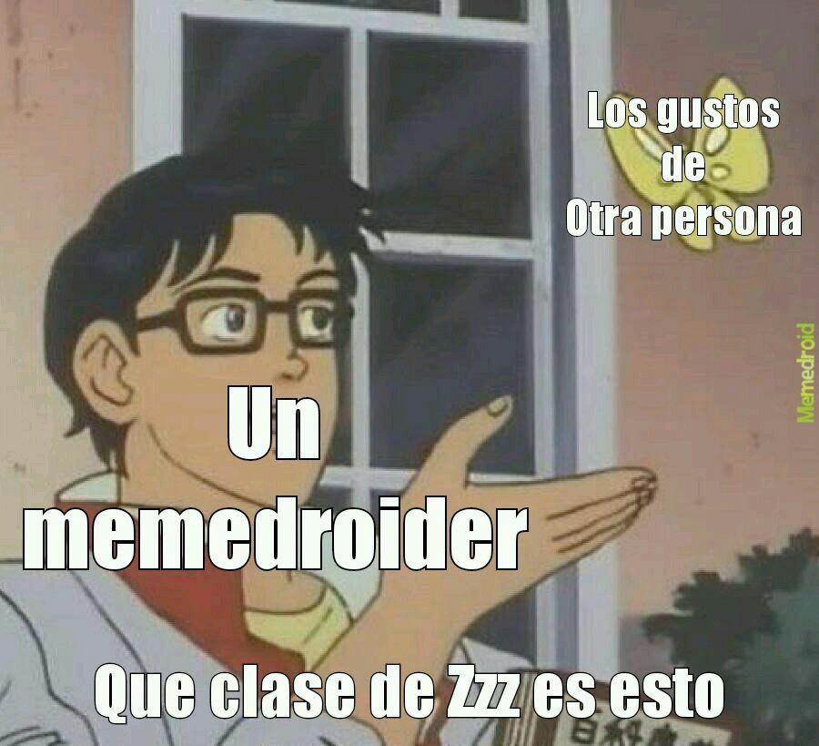 Yo gud tu Zzz - meme