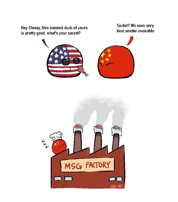 China be like - meme