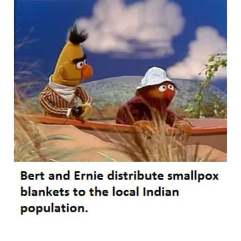 Bert and ernie - meme