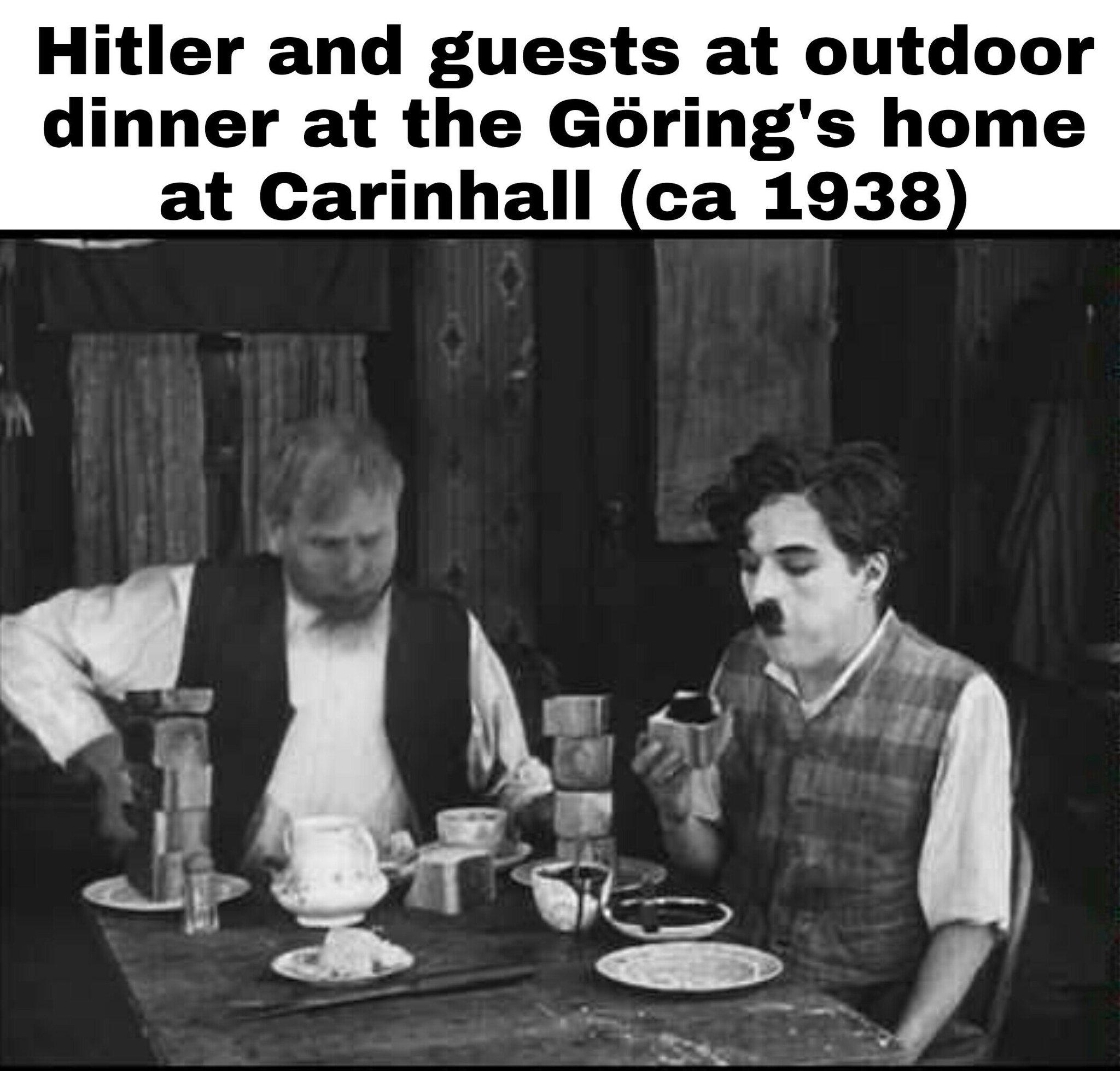 Heil Chaplin - meme