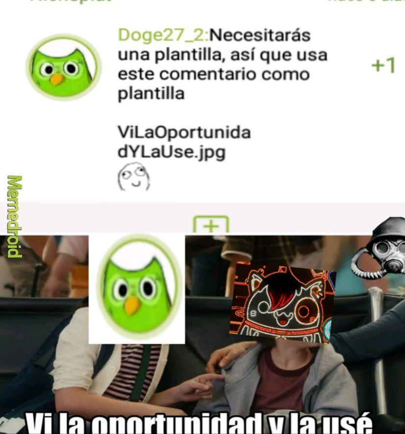 Gracias duolingo - meme
