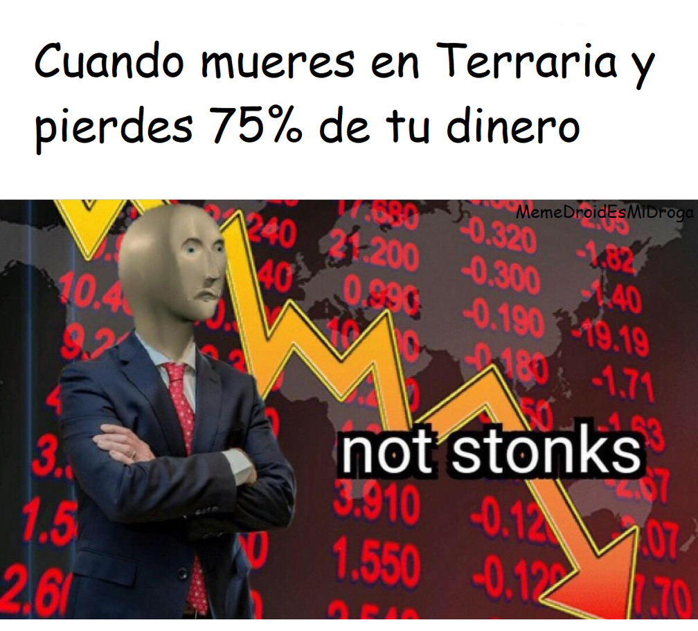 Stinks - meme