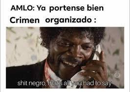 Viva amlo - meme