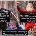 Un meme que acabo de traducir de Gringolandia xd (Créditos a quien sea que haya hecho el meme en ingleh)