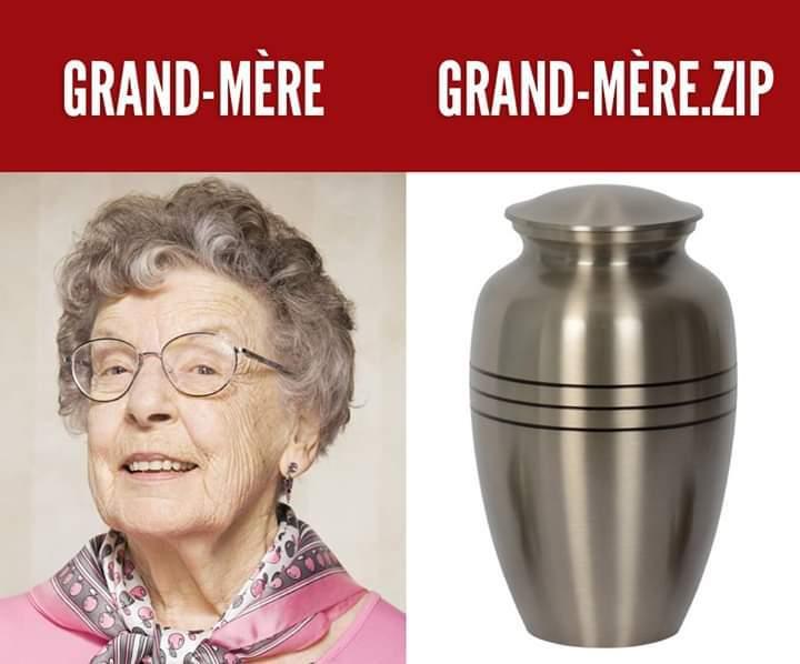 Zip - meme