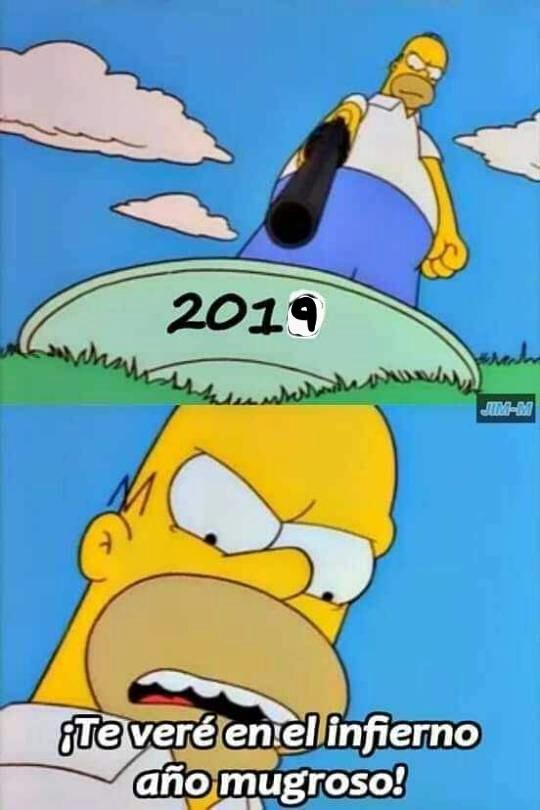 Todo listo para el 31 de diciembre - meme