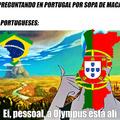 voce fala portugues? então vá para a concha do papagaio