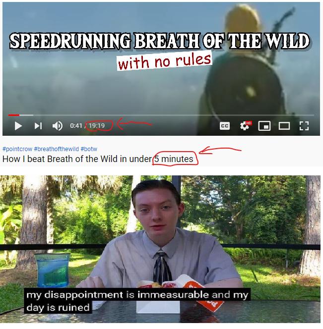 Lies, blatant deceit - meme