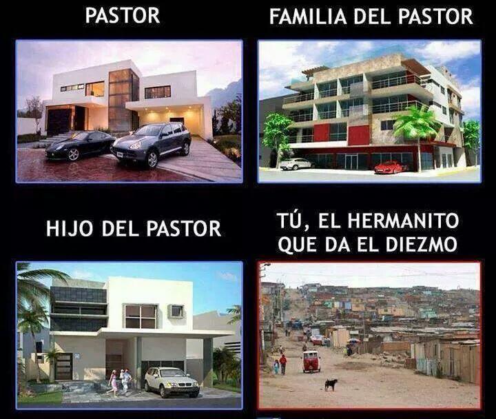 el pastor - meme