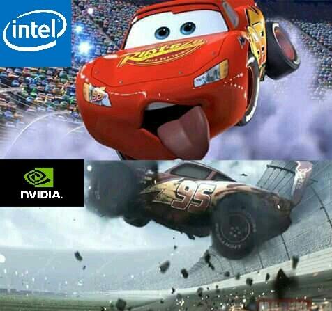 Cars 3 teaser - meme
