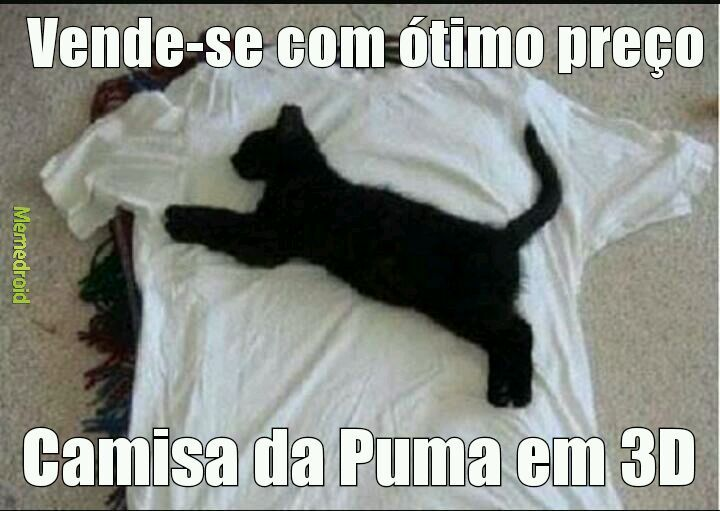 Puma 3D - meme