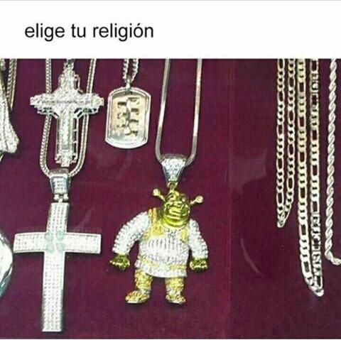 Este Shrek... - meme
