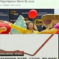 Creators of emoji movie considering on making fidget spinner movie