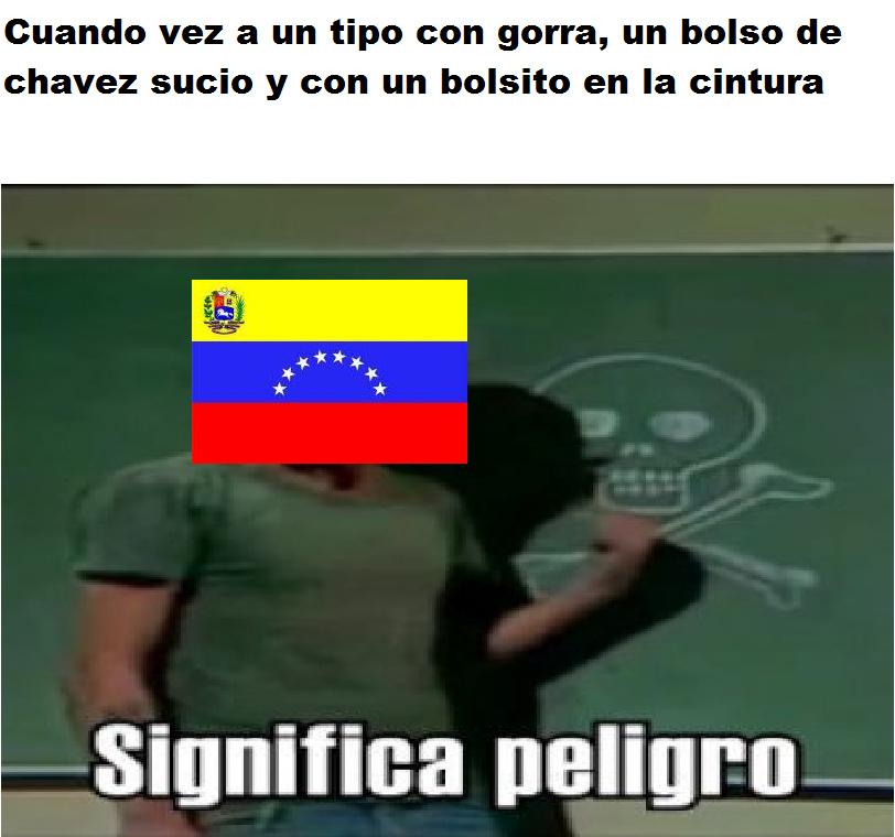 Los Venezolanos entenderán - meme