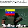 Los Venezolanos entenderán