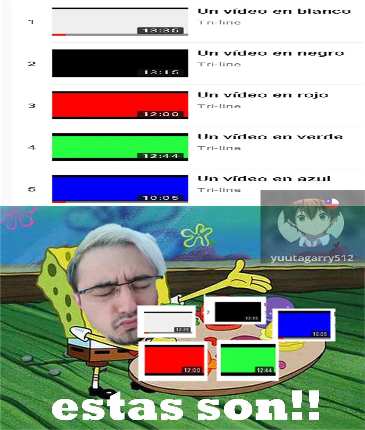 tri line - meme