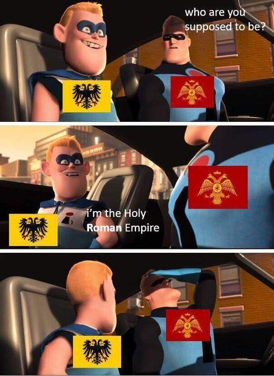 ROMAN???? - meme