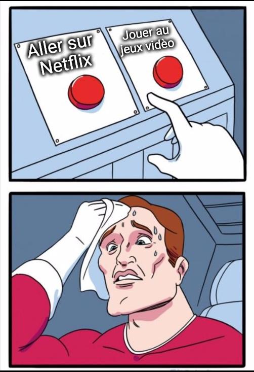 """C moi qui l'a fait """"les choix difficiles"""" - meme"""