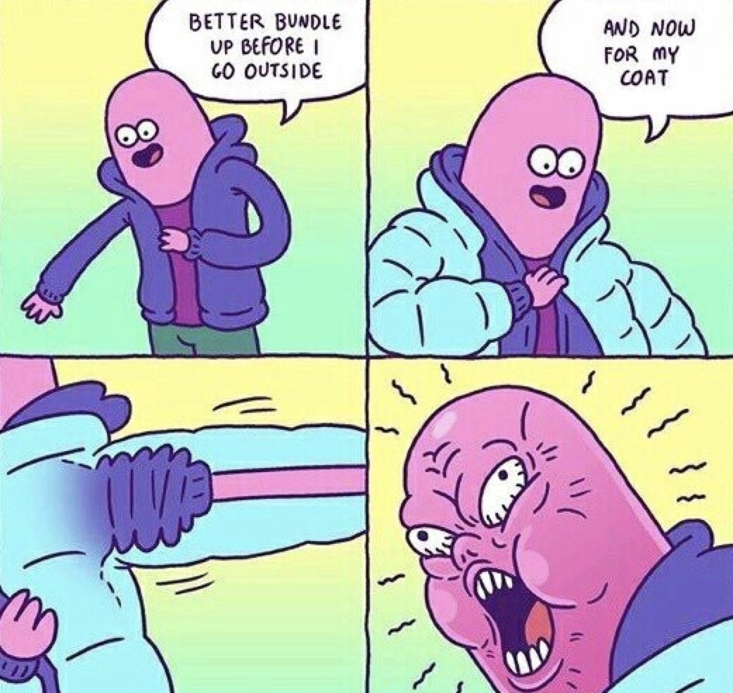 fuck! - meme