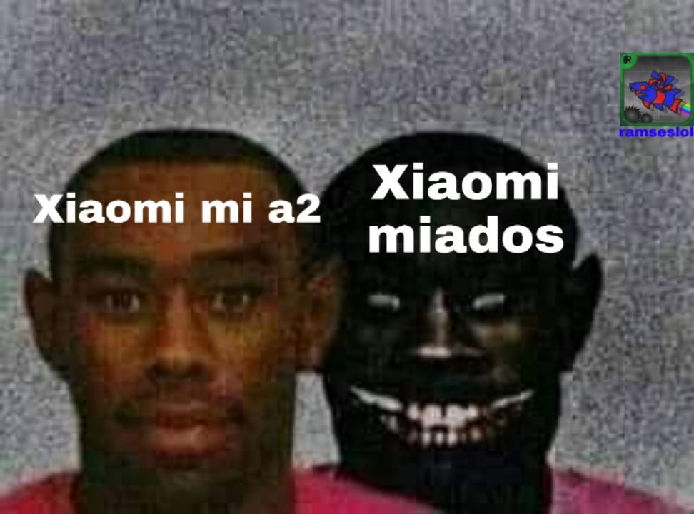 Miados XD - meme