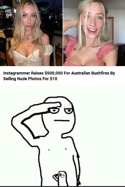 Gracias a Australia - meme