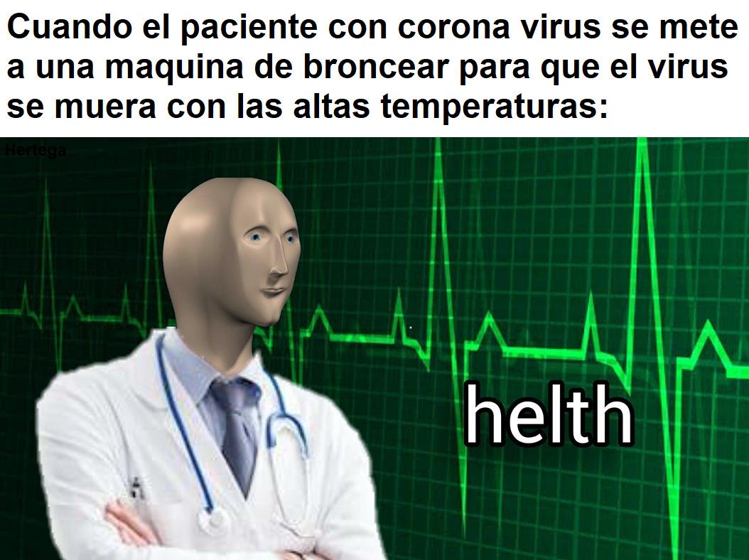 Helt - meme