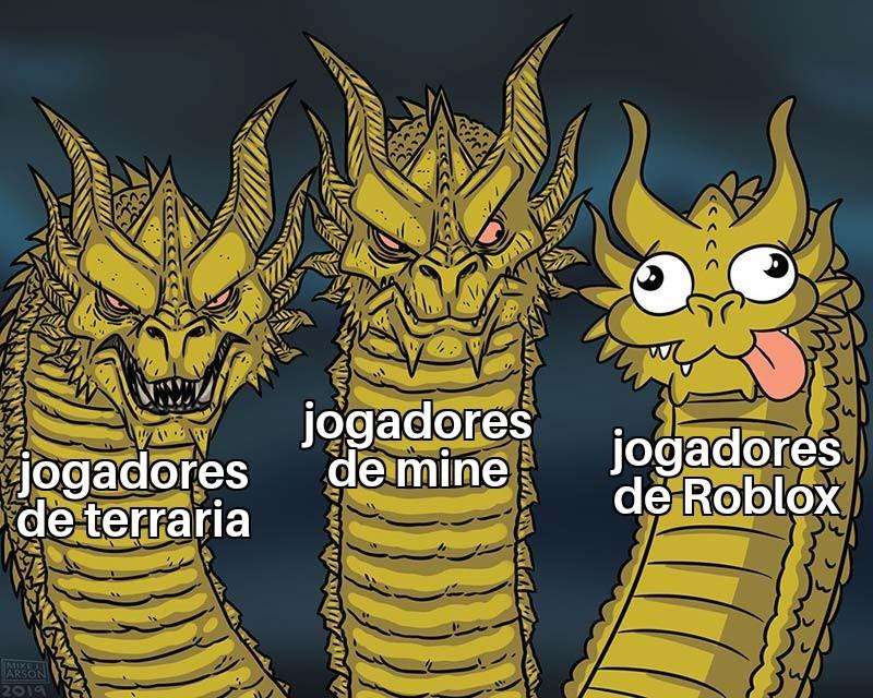 A realidade - meme