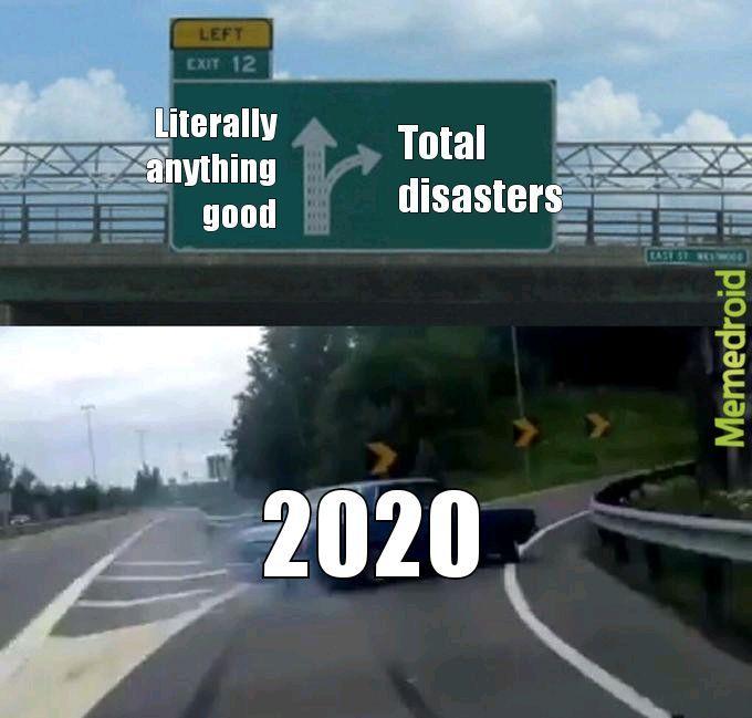 WTF 2020 - meme
