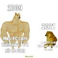 Windows 11 é mais um erro da humanidade.