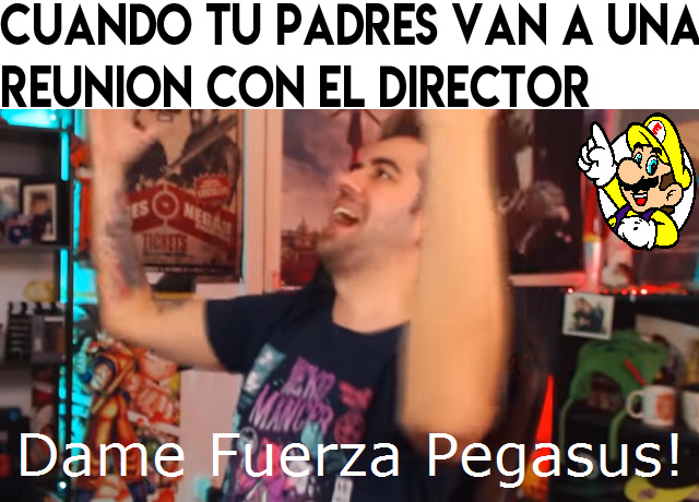 Nueva Plantilla de AuronPlay Recien Horneada (tambien creada por mi) - meme