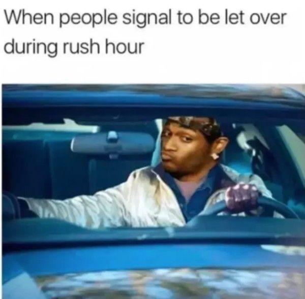 Ain't gonna happen - meme