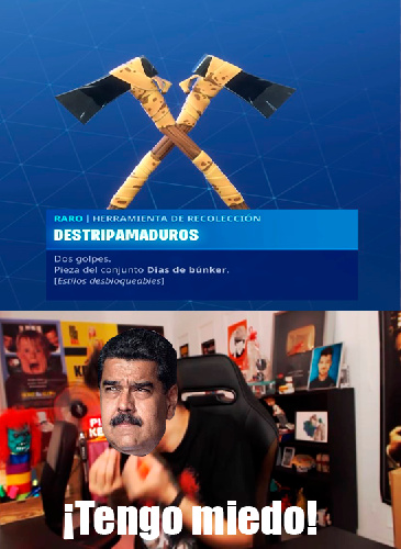 Destripador de Chavistas - meme