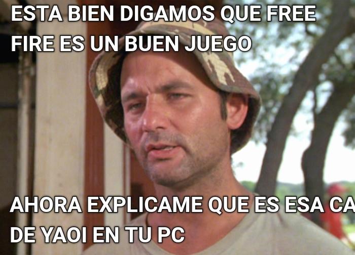Free fire es gsy xd - meme