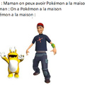 Pokémon a la maison