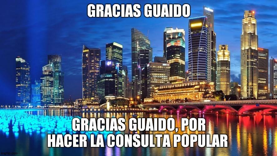 no man, si ha arreglado venezuela :facepalm: - meme