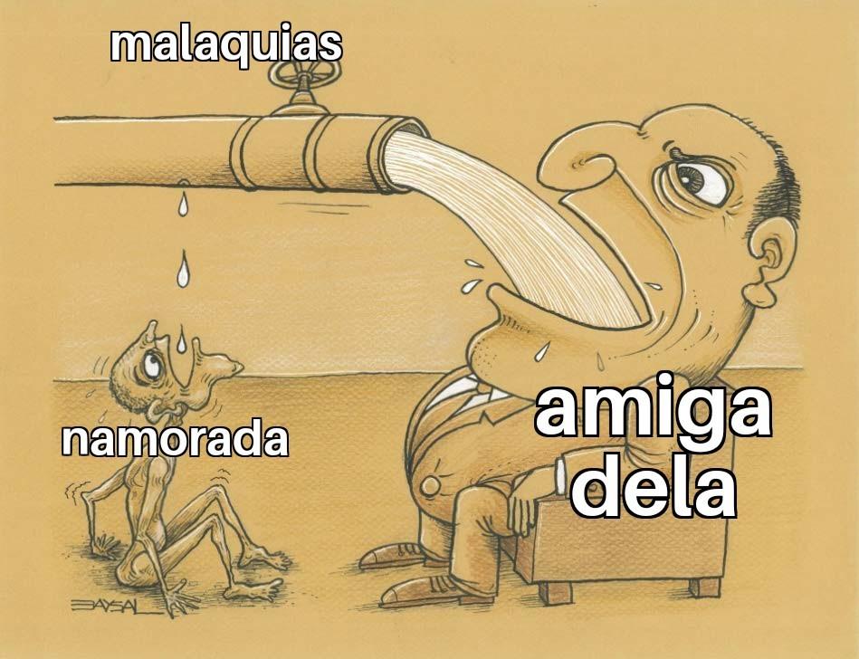 Leite - meme