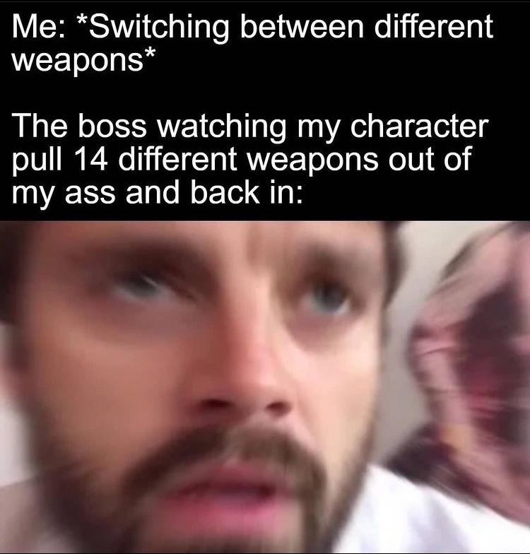 all in my prison wallet - meme
