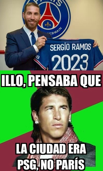 Vamos Ramos - meme