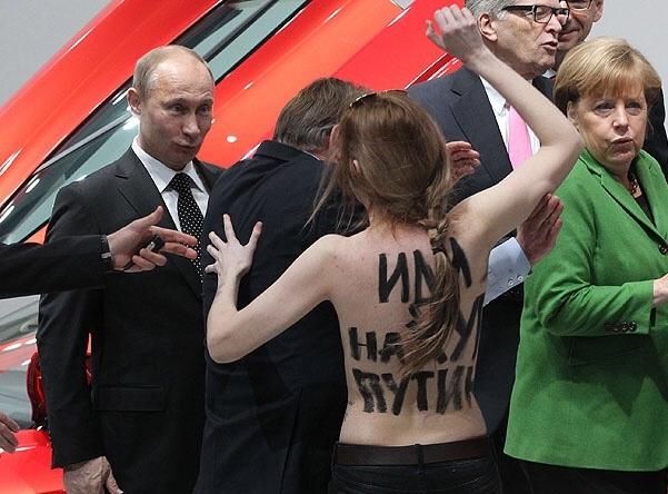 Putin mito - meme