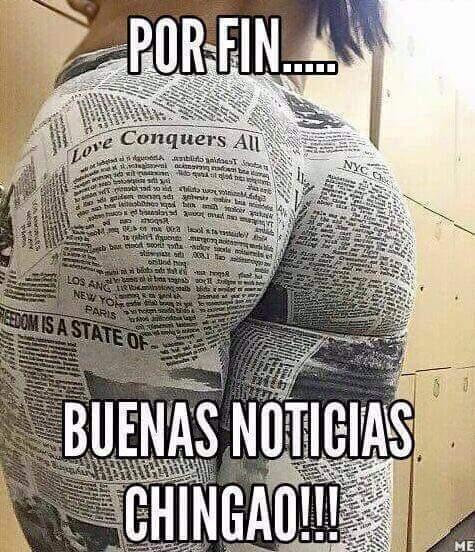 Noticias de Ultima Hora - meme