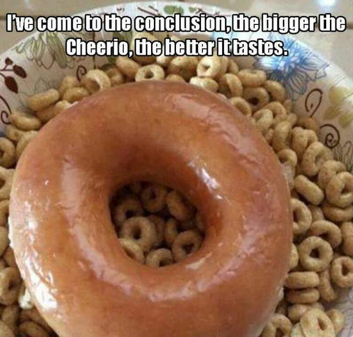 Mmm donuts - meme