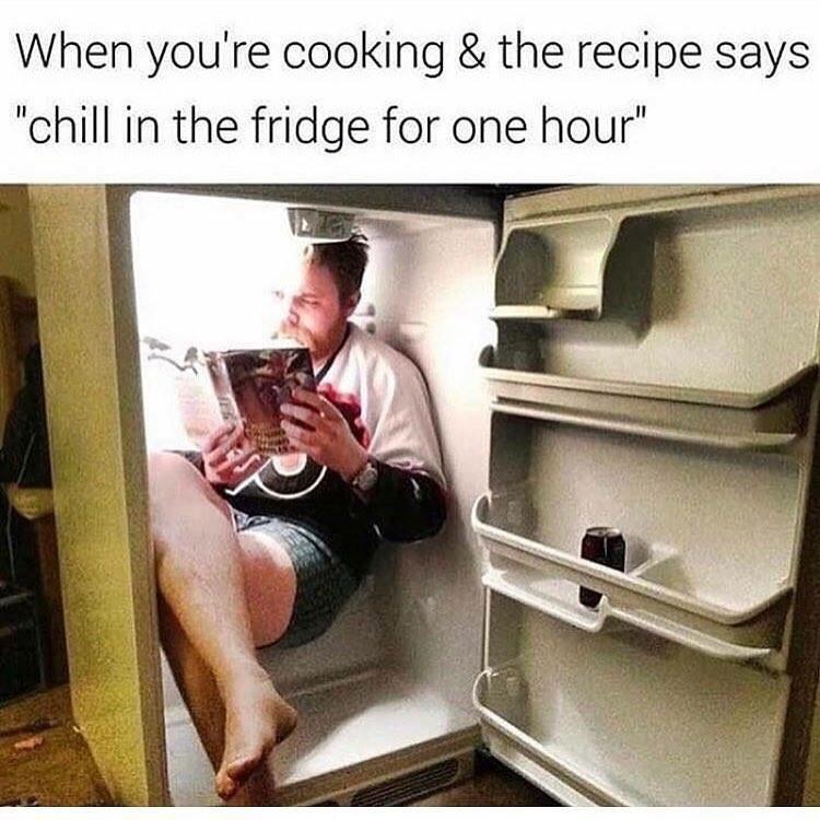 chill - meme