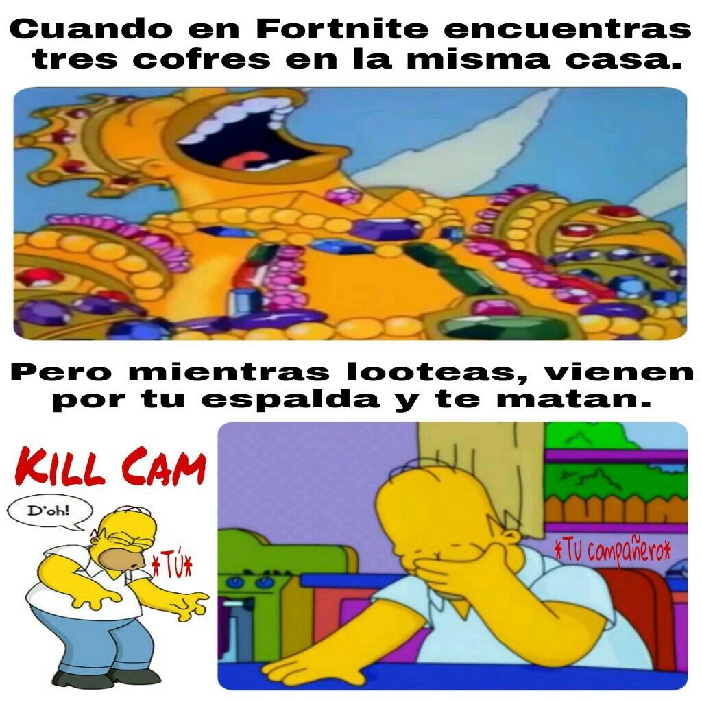 Fortnite ! - meme