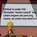 Meme rewind 2018