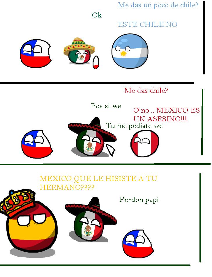 ESE CHILE NO!!! - meme