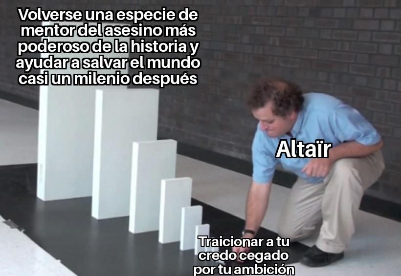 Momento Assassin's Creed - meme