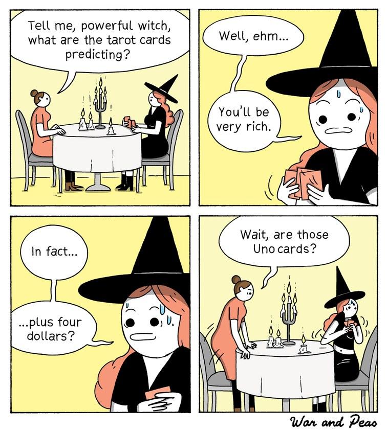 God dammit witch - meme